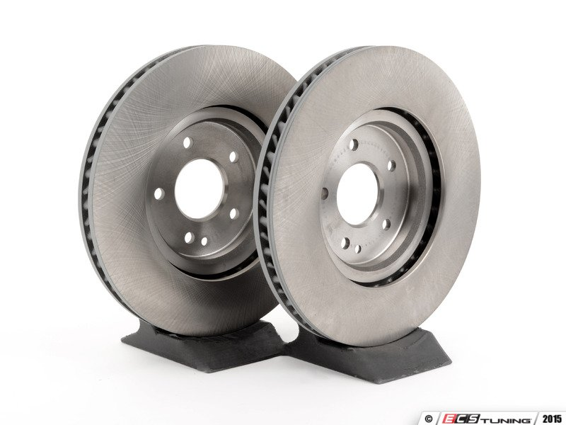 Genuine Mercedes Benz 2024210112kt Brake Rotors Set