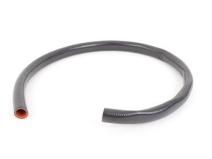 "ES#2972479 - 20485 - 1-1/4"" (32mm) I.D. X 5 Ft. Silicon Heater Hose, Reinforced - Black - Vibrant Performance -"