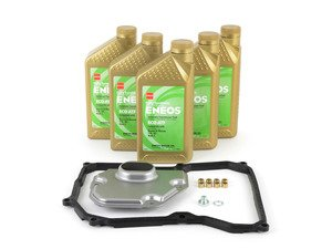ES#2863407 - 24347566358KT5 - Automatic Transmission Service Kit - Includes everything to do a complete transmission service - Assembled By ECS - MINI