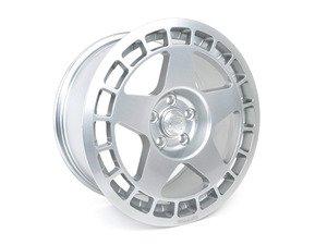 """ES#2918500 - TM1890305PSSQKT - 18"""" TurboMac - Set Of Four - 18""""x9"""" ET30 5x112 - Speed Silver - fifteen52 - Audi Volkswagen"""