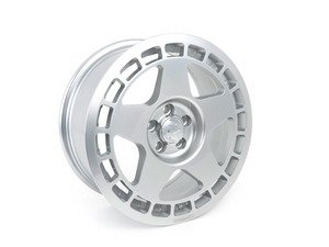 "ES#2918492 - TM1780355PSSQKT - 17"" TurboMac - Set Of Four - 17""x8"" ET35 5x112 - Speed Silver - fifteen52 - Audi Volkswagen"