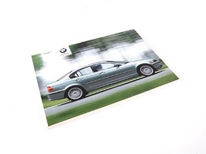 ES#13036 - 01410158115 - Owners Manual - Full of useful information and specifications - Genuine BMW - BMW