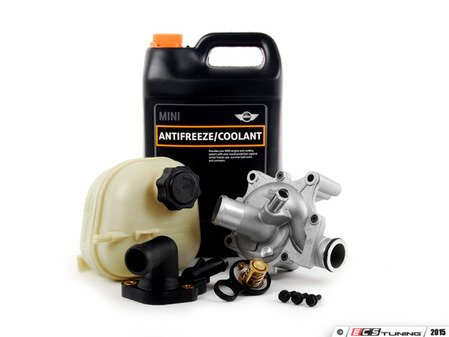 ES#2702799 - 11537596787KT6 - Cooling System Refresh Kit : Cooper S/JCW - An entry level cooling refresh kit - with selected components - Assembled By ECS - MINI
