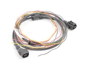 ES#387833 - 4E0927904B - Front ABS Sensor harness - Priced Each - Fits the left and right side - Genuine Volkswagen Audi - Audi