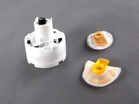 ES#1728 - 8D0906089A - Fuel Pump - Located inside the fuel tank - Vemo - Audi