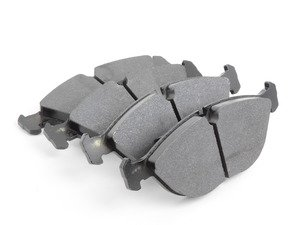 ES#8260 - HB497s.776 - Hawk HT-10 Front Brake Pads - Extremely high torque with controllable initial bite, for track use only - Hawk - Audi BMW Volkswagen Mercedes Benz