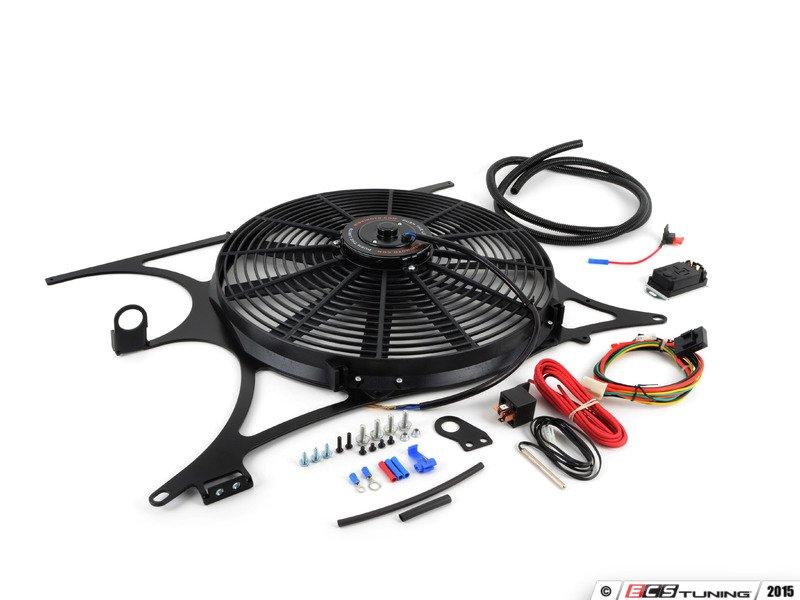Bmw e36 electric fan wiring