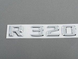 "ES#1807989 - 2518170115 - ""R320"" Badge - ""R320"" logo badge for your Mercedes-Benz - Genuine Mercedes Benz - Mercedes Benz"