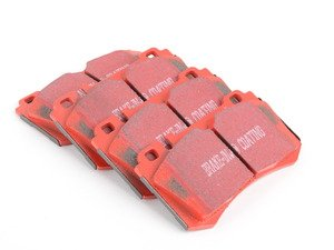 ES#520362 - DP31490C - Rear Redstuff Ceramic Performance Brake Pad Set - High performance street pad featuring Kevlar technology - EBC - Mercedes Benz