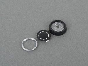 ES#1507442 - 99764292900 - Rotary Knob - Left radio control knob for PCM 2&3 - Genuine Porsche - Porsche