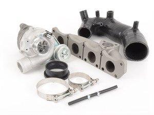 ES#2840950 - f21l - F21 Hybrid Turbocharger - Complete bolt on Turbo upgrade includes exhaust manifold & Turbo inlet hose - FrankenTurbo - Audi
