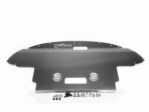 ES#2845868 - 003252ECS02AKT3 - Street Shield Aluminum Skid Plate Kit  - Protect your vehicle's oil pan and undercarriage components with our heavy duty aluminum skid plate - ECS - Audi
