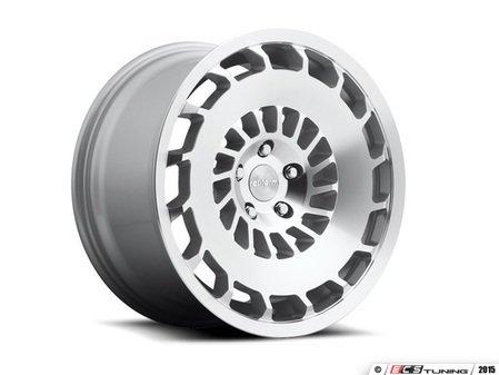 "ES#2972853 - ccv-sq-1985-35KT - 19"" CCV - Set Of Four  - 19""x8.5"" ET35 5x112 - Machined Silver - Rotiform - Audi Volkswagen"