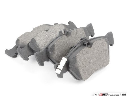 ES#2770872 - 0044200220 - Brake Pad Set - Front - Does not include brake pad wear sensors - Bosch - Mercedes Benz
