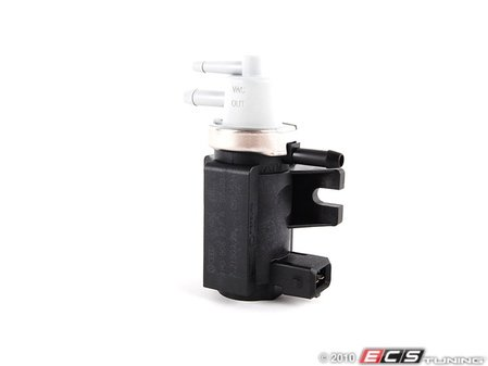 ES#303503 - 1H0906627A - Waste Gate Frequency Control N75 Valve - Before you replace your turbo, check your pressure converter - Genuine Volkswagen Audi - Volkswagen