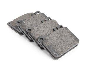 ES#2678216 - 0054204520 - Front Brake Pad Set - Does not include new brake pad wear sensors - Pagid - Mercedes Benz