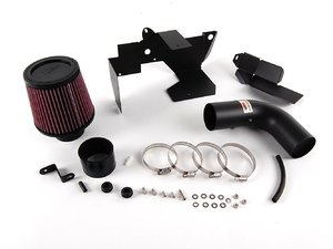 ES#1892113 - 69-9756TFK - Typhoon Intake - Flat Black - Free up the air flow in your vehicle with a new cold air intake - K&N - Volkswagen