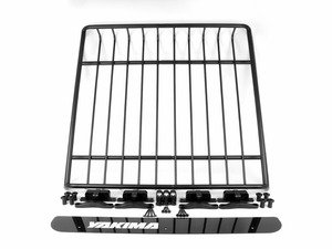 ES#2919299 - 8007070 - LoadWarrior basket - Easily install for maximize cargo space - Yakima - Audi BMW Volkswagen Mercedes Benz MINI Porsche
