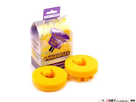 ES#2650655 - PFF5-207 - Performance Polyurethane Engine Support Bushing - Large - Stiffer bushings will allow smoother movement - Powerflex - MINI