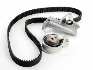 ES#1541 - AWMTBK - Timing Belt Kit - Standard - Includes timing belt, timing belt tensioner and tensioner roller - Assembled By ECS - Volkswagen