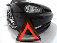 ES#3520171 - 000093055AA - Warning Triangle - Great safety device in a compact design - Genuine Volkswagen Audi - Audi Volkswagen