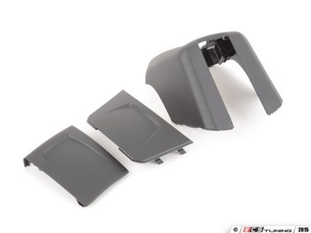 ES#459826 - 8R0071102 - Roof Rack End Caps Set - Replace your faded or cracked end caps - Genuine Volkswagen Audi - Audi