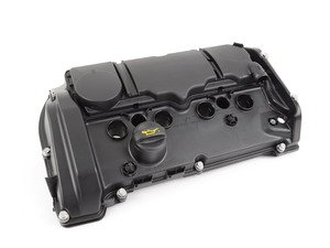 ES#2634285 - 11127646552 - Valve Cover with PCV - N18 Engine - Keep your MINI engine looking new : part of the PCV system / Cylinder Head Cover - Genuine MINI - MINI