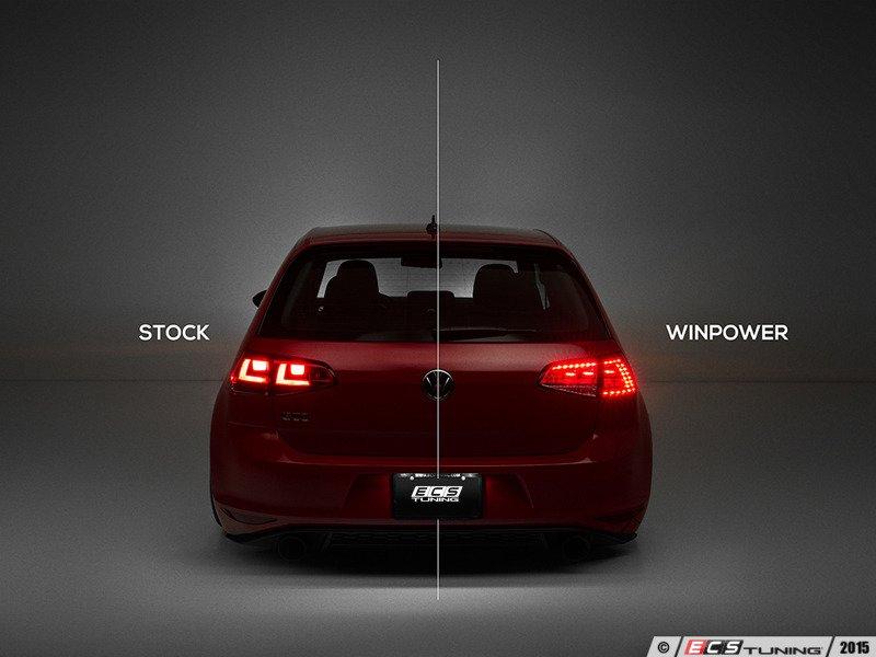 Ecs News Vw Mk7 Golf Headlight Amp Tail Light Options