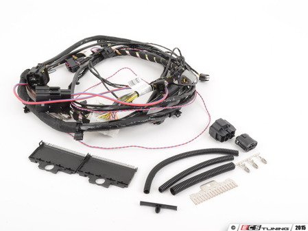 genuine bmw 61129238717 wiring harness repair section front rh ecstuning com BMW R80 Wiring Harness BMW Wiring Harness Chewed Up