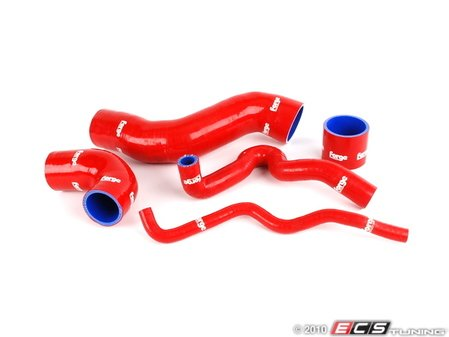 ES#1832521 - FMKT006R - Boost Hose Kit - Red Hoses - A complete hose kit for your intercooler - Forge - Audi Volkswagen