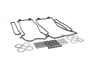ES#2960883 - 11367833218KT - VANOS Diaphragm Spring Kit  - Includes diaphragm springs, VANOS hub hardware, and valve cover gaskets. - Assembled By ECS - BMW