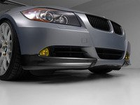 ES#2776802 - 008007ECs13A - Carbon Fiber Front Splitters - Give your vehicle the aggressive look it deserves - ECS - BMW
