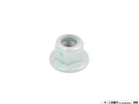 ES#2876877 - N10106402 - Self-Locking Nut - Priced Each - Install new hardware with your new parts. M12x1.5 - Febi - Audi Volkswagen