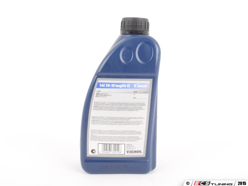 Longlife III Synthetic Engine Oil (5w