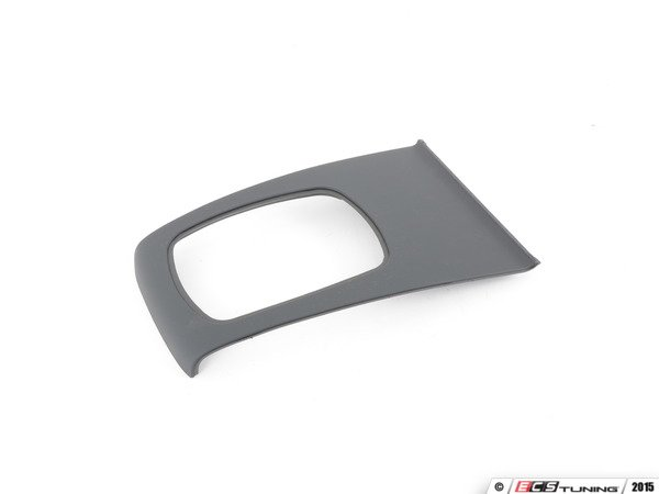 ES#431492 - 8D0864261R6DP - Shifter Trim - Onyx - Replace your damaged shifter surround trim - Genuine Volkswagen Audi - Audi