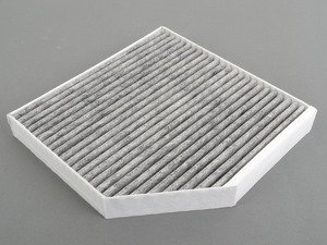 ES#2748523 - 4H0819439 - Cabin Filter / Fresh Air Filter - Recommended replacement every 12,000 miles - Hengst - Audi
