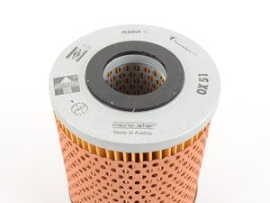 ES#2219734 - 11421256402 - Oil Filter - Keep dirty particles from entering your engine - Mahle - BMW