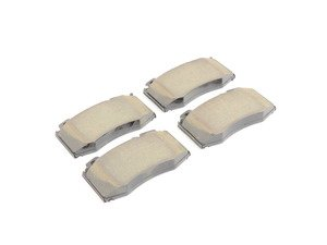 ES#2607951 - 0054209520 - Front Brake Pad Set - Does not include new brake pad wear sensors - Textar Ceramic - Mercedes Benz