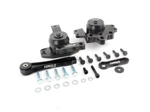 ES#2960700 - TS-VW-012P - Performance Drivetrain Mount Kit - An essential drivetrain upgrade to transform the drive of your car - Torque Solution - Volkswagen