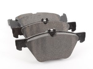 ES#2770380 - 0034202920 - Front Brake Pad Set  - Does not include brake pad wear sensors - Textar - Mercedes Benz