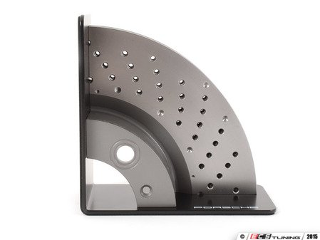 ES#2959716 - WAP0500020F - Brake Disc Bookend - Priced Each - Classy and functional - Genuine Porsche - Porsche