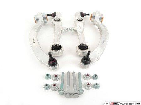 ES#2808818 - 8E0407151Rkt5 - Front Lower Control Arm Kit - Includes all front lower control arms & hardware - Assembled By ECS - Audi