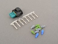 ES#2954985 - 61132359997 - Repair Kit for Socket Housing 3 Pol.  - Used to repair certain plugs on the vehicle - Genuine MINI - MINI