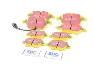 ES#2877016 - dp41517rKT - Brake Pad Kit - Front & Rear - Complete set of brake pads to service your vehicle - EBC - Volkswagen
