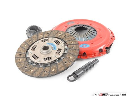 ES#3477643 - 70205ssosmfKT - Stage 3 Daily Clutch Kit - Designed for high-powered street cars while capable enough to handle the track. Conservatively rated at 395ft/lbs. - South Bend Clutch - Audi Volkswagen