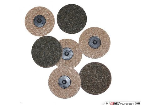 """ES#2932375 - ATD3151 - 2"""" Course Discs (25PC BAG) - Use these quick Change Surface Conditioning Discs to clean up old gaskets and surface. - ATD Tools - Audi BMW Volkswagen Mercedes Benz MINI Porsche"""