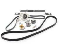 ES#2681618 - 078109479BKT1 - ECS Tuning Timing Belt Kit - Ultimate - Everything you need for a complete timing belt job. Includes ECS cam locking tool - Assembled By ECS - Audi