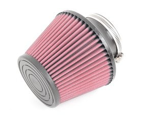 ES#4138619 - NM340r - NM Replacement Filter - Pre-Oiled For NM Engineering Intake Systems - RED - Replacement oiled filter - NM Engineering - MINI