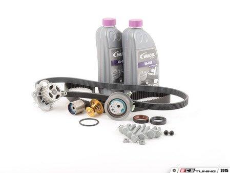 ES#8883 - 038198480v3 - Timing Belt Kit - Ultimate Plus - The most complete belt kit for your TDI. - Assembled By ECS - Volkswagen