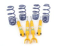 ES#999 - 29797-2BSC - H&R Sport Spring Set & Bilstein Sport Shocks Combo - Perfect combination of handing & ride quality - Assembled By ECS - Audi
